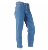 Catch Heren jeans stretch lengte 32 light denim blauw