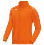 Jako Polyestervest classico 042567 oranje