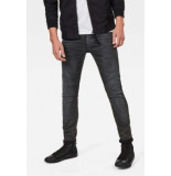 G-Star 3301 deconstructed skinny donkerblauw d04151-a126-89 denim