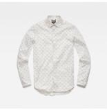 G-Star Core shirt l/s wit