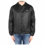 Lacoste Ens jacket zwart