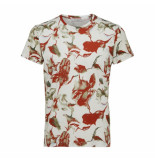 Selected Homme Haiden ss o-neck rood
