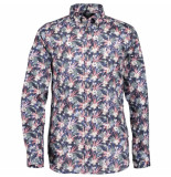 State of Art Shirt ls printed pop oud 214-19214-4257 roze