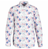 State of Art Shirt ls printed pop oud 214-19131-4257 roze