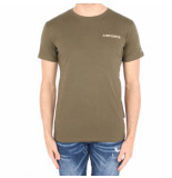 Airforce Tee ogo with groen
