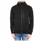 Krakatau Summer jacket zwart