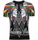 Golden Gate T shirts kopen mannen zwart