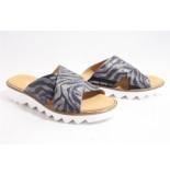 Gabor 22.701.16 slippers blauw