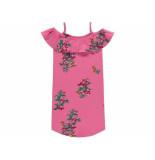 Quapi Jurk off-shoulder sabella roze