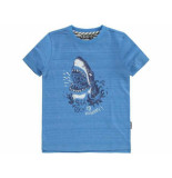 Tumble 'n Dry Shirt korte mouw dorri blauw