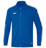 Jako Polyestervest striker 2.0 042572 blauw