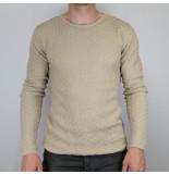 Anerkjendt Tiago knit ecru