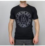 Anerkjendt Rod t-shirt print grijs