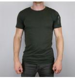 Anerkjendt Rambo t-shirt groen