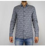 Anerkjendt Django shirt blauw
