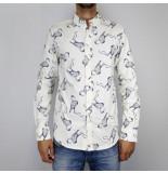 Anerkjendt Konrad shirt ecru