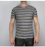 Anerkjendt Manzo t-shirt grijs