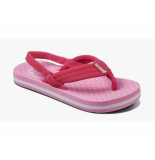 Reef Slipper little ahi polkadot roze