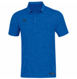 Jako Polo premium basics 042527 blauw