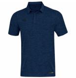 Jako Polo premium basics 042531 blauw