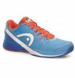 Head Tennisschoen nitro pro clay men blue flame blauw