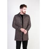 Made in Italia Coat adolfo bruin