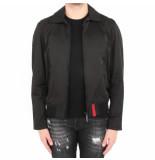 Explicit  Pilot jacket zwart
