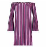 Freebird Jurkje tina stripe roze