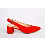Paul Green Pump 703 rood