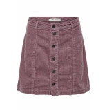 Jacqueline de Yong Jdykira button skirt pnt 15183800 nostalgia rose roze