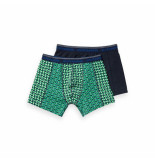 Scotch & Soda Boxer short with mix and match