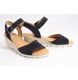 Gabor 22.82.6 sandalen blauw