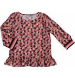 Geisha 93114-20 420 top pink combi rood