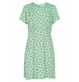 Numph Anoma dress groen