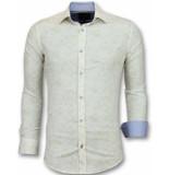 Gentile Bellini Heren overhemden italiaans