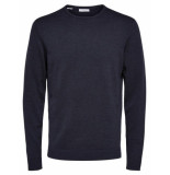 Selected Homme Shd tower blauw