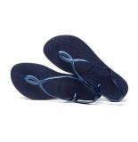 Havaianas Slipper luna blue navy blauw