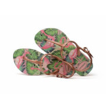 Havaianas Slipper kids freedom rose roze