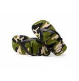 Havaianas Slipper baby chic ii armyprint beige
