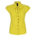 Jane Lushka Blouse geel u719ss233