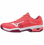 Mizuno Tennisschoen women wave exceed tour 3 cc fiery coral