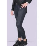 Sixth June Biker jeans zwart