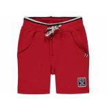 Quapi Korte broek pique sietse3 rood