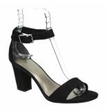 Tamaris Slippers sandalen 041264 zwart