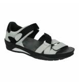 Wolky Slippers sandalen 041339 wit