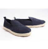TOMS 10013380 navy suede instappers