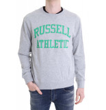 Russell Athletic Iconic tackle twill crewneck grijs