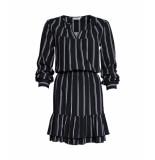Sparkz Zwart-wit gestreepte jurk sparkz