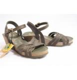 Panama Jack Vera basics b6 sandalen groen