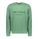 PME Legend Psw192411 6198 dry terry deep grass green groen